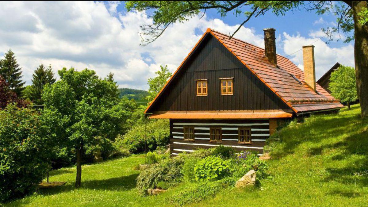 Alte Bauernhäuser renovieren   LEBENSART
